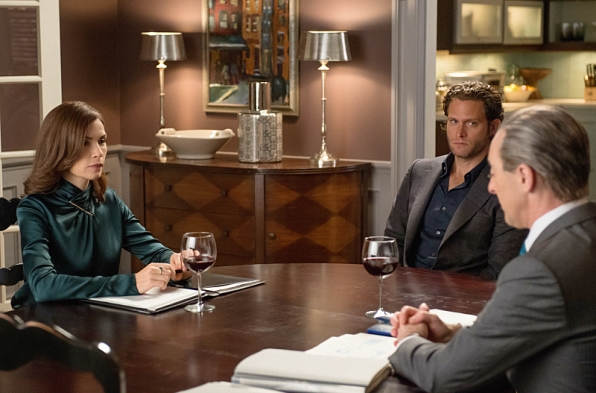 """Steven Pasquale guest stars as Jonathan Elfman in """"Oppo Research"""" S6E4"""