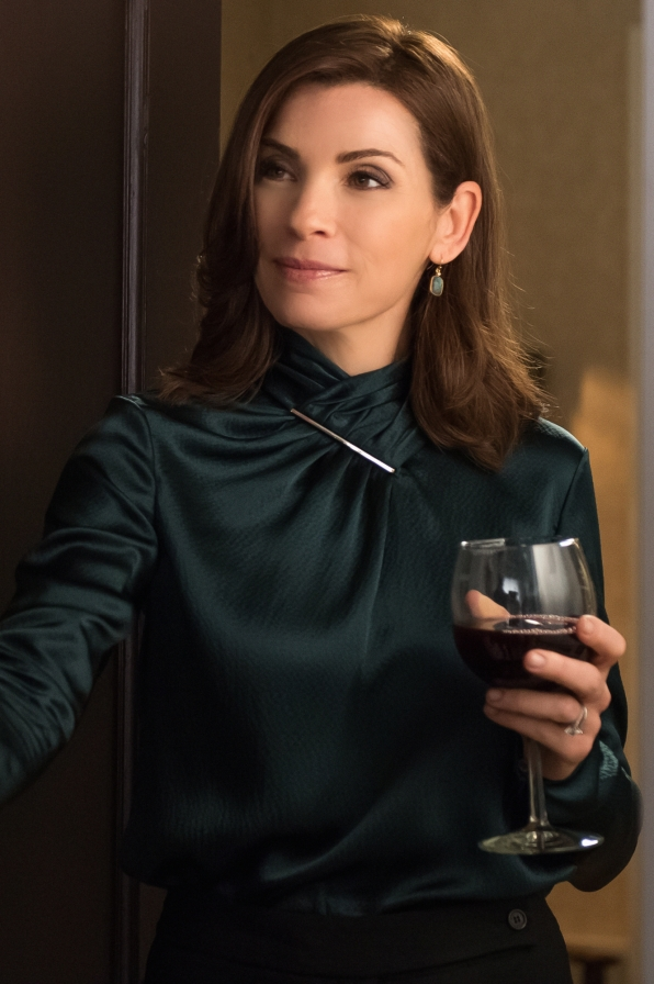 For Alicia Florrick's killer style