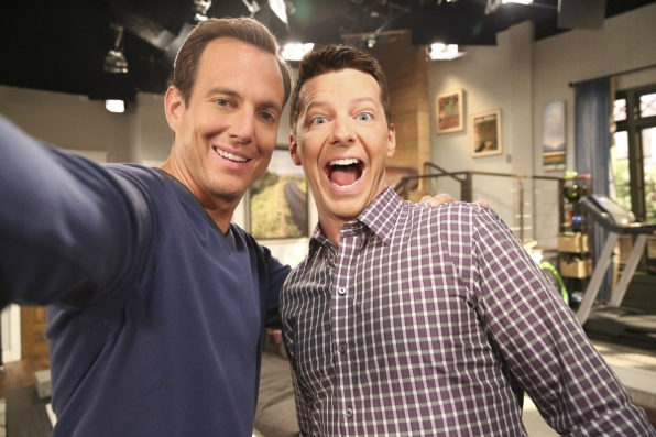 Will Arnett & Sean Hayes - The Millers