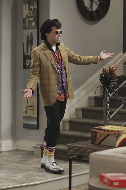 """For Alan dressing up as """"Duckie"""" from Pretty in Pink"""