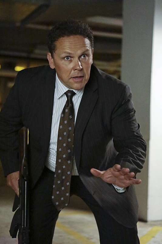 "Fusco in ""Brotherhood"" S4E4"