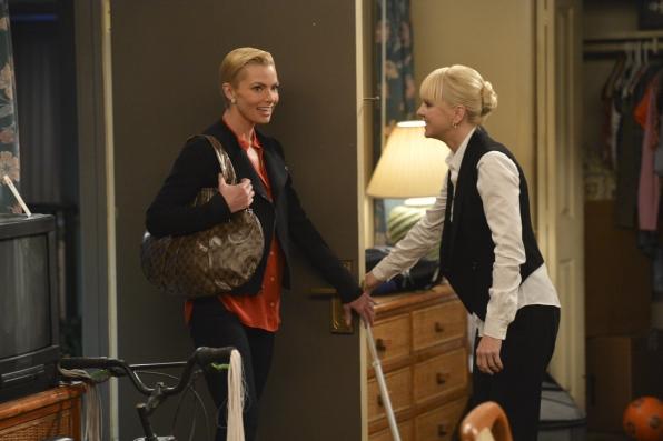 Jill visits Christy