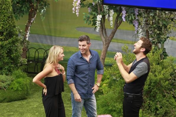 Jeff and Jordan meet country singer Brett Eldredge