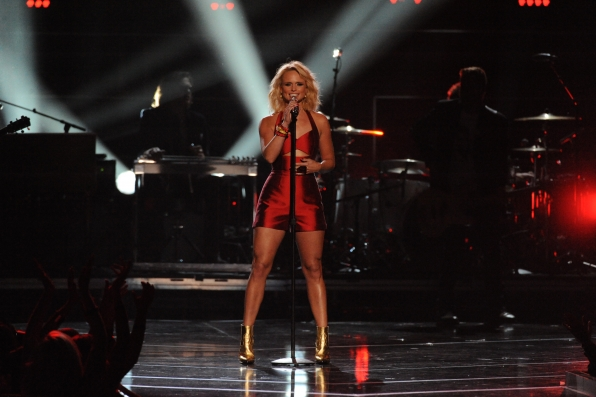 Miranda Lambert Performs - Fashion Rocks