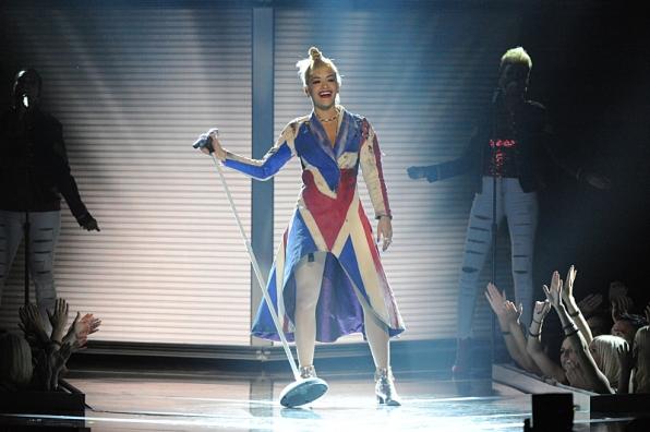 Rita Ora - Fashion Rocks
