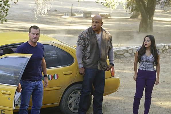 """Black Budget"" - NCIS: Los Angeles S6 E5"