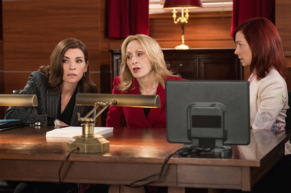 "The government brings an economic espionage charge against Alicia and Elsbeth's clients in ""Old Spice"""