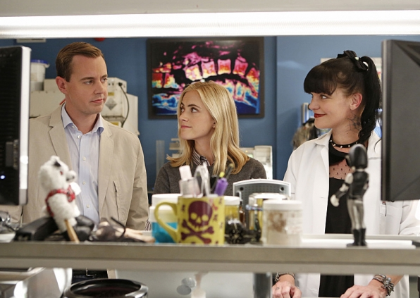 NCIS Halloween Episode S12 E6