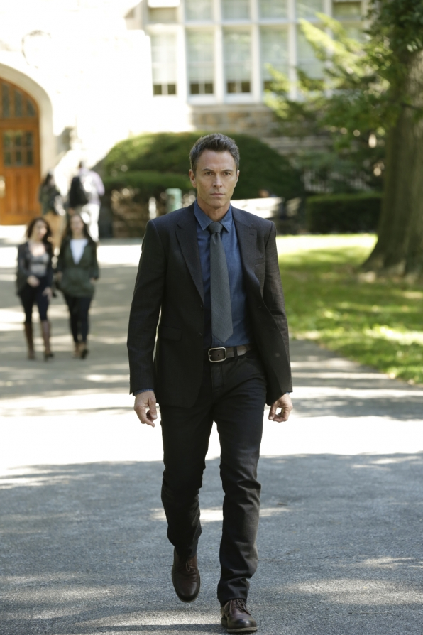 """29. Tim Daly produced """"Poliwood,"""" an in-depth look at the 2008 Presidential election."""