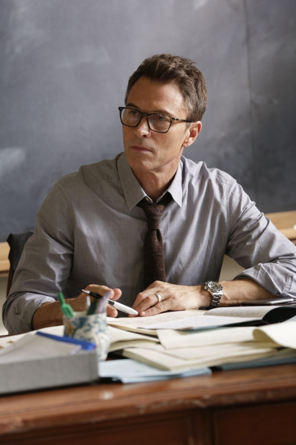 26. Tim Daly studied theatre and literature at Bennington College.