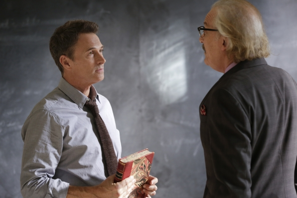 "14. Tim Daly earned an Emmy Award nomination for his work on ""The Sopranos."""