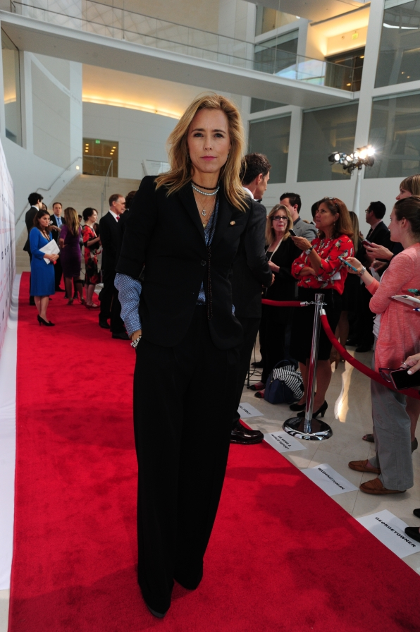 Téa Leoni  on the Red Carpet