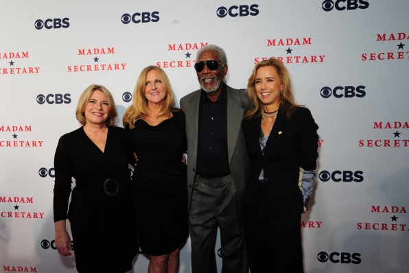 Executive Producers and Téa Leoni