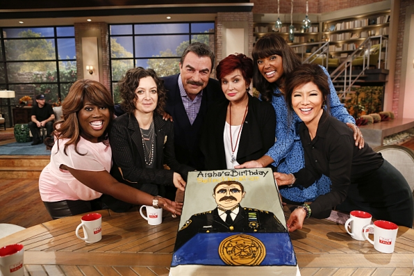 9 Times The Talk Surprised Guests With Cake - The Talk ...