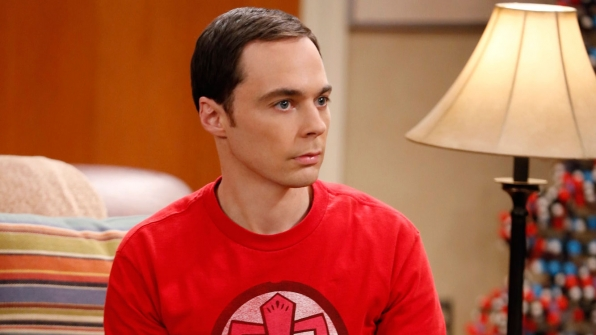 Sheldon Cooper on The Big Bang Theory