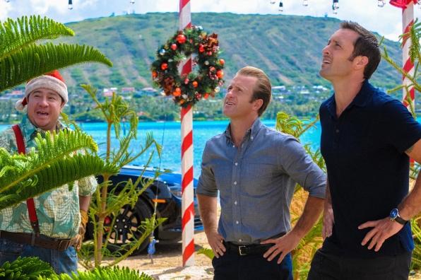 Naughty - Steve McGarrett from Hawaii Five-0