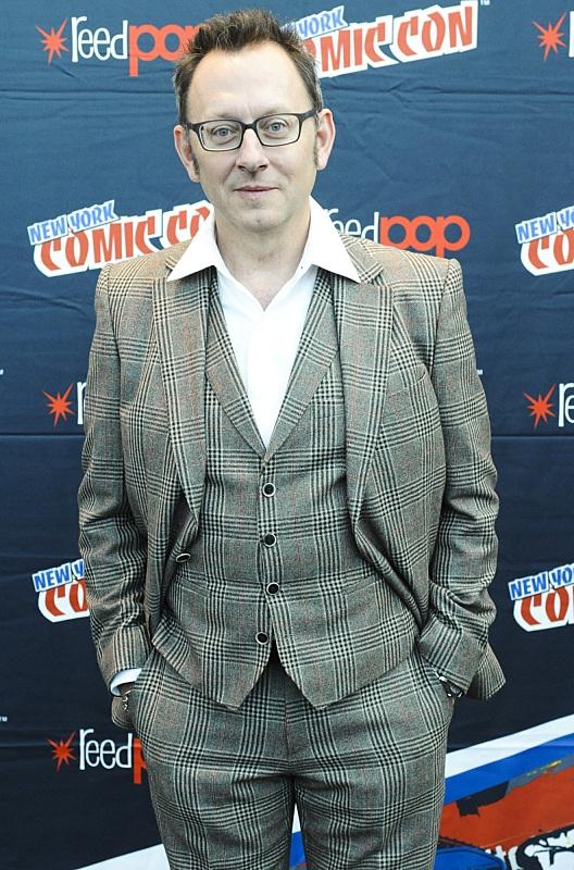 Michael Emerson at New York Comic Con