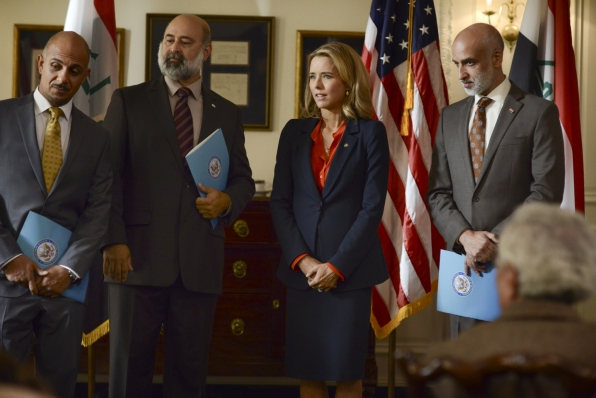 Madam Secretary Lock Down - S1E10