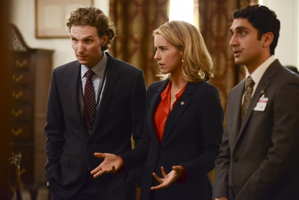 "Episode 10 - Madam Secretary - ""Collateral Camage"""