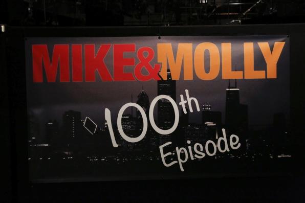Mike & Molly celebrates 100 episodes