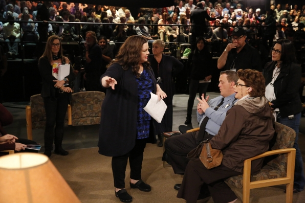 Melissa McCarthy directs the 100th episode