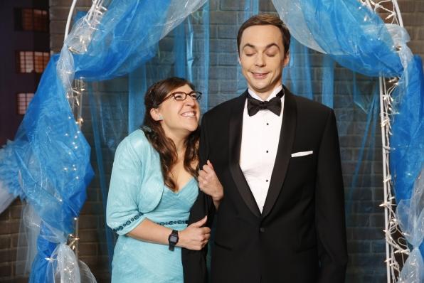 Sheldon and Amy = Shamy