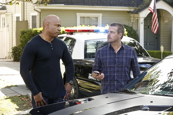 """Traitor"" - NCIS Los Angeles S6 E9"