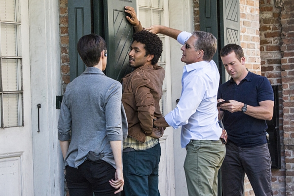 """""""Love Hurts"""" - NCIS New Orleans S1 E8"""