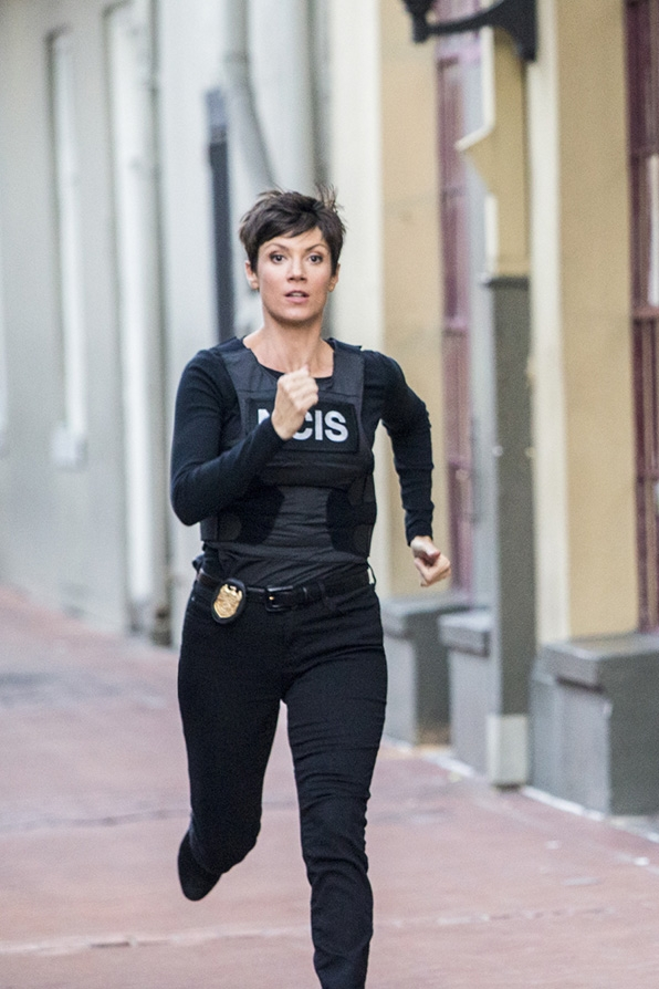 For bad ass women like Meredith Brody on NCIS: New Orleans
