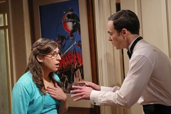 """7. Sheldon said, """"I Love You"""" - The Big Bang Theory"""