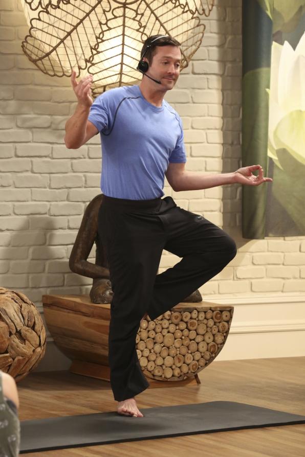 Felix, the yogi