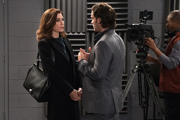 """Sticky Content"" - Season 6 Episode 9 - The Good Wife"