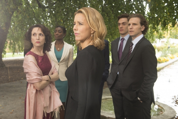 "Episode 11 - Madam Secretary - ""Game On"""