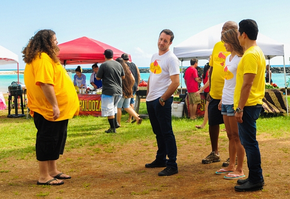 """Ua'aihue"" - Hawaii Five-0 S5 E11"