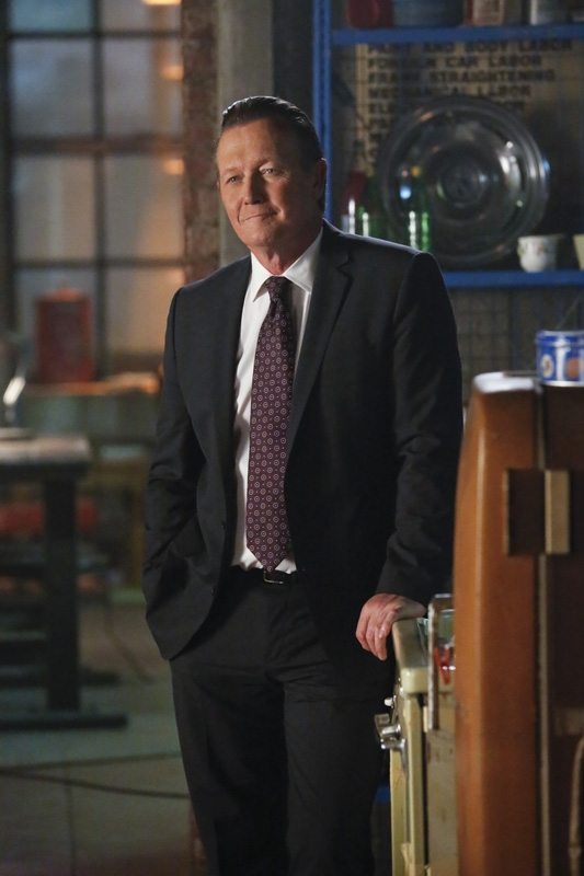 "6. <a href=""http://instagram.com/ripfighter"">Robert Patrick (Scorpion) on Instagram</a>"