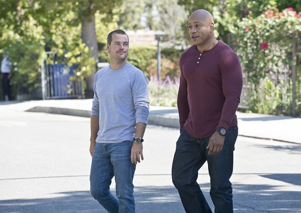 17. Callen and/or Sam Hanna (<i>NCIS: Los Angeles</i>)