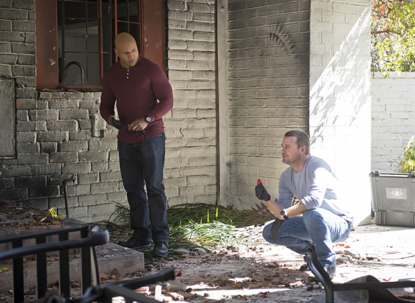 """Reign Fall"" - NCIS: Los Angeles S6 E10"