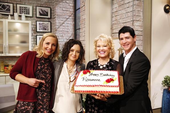 Roseanne Barr's birthday