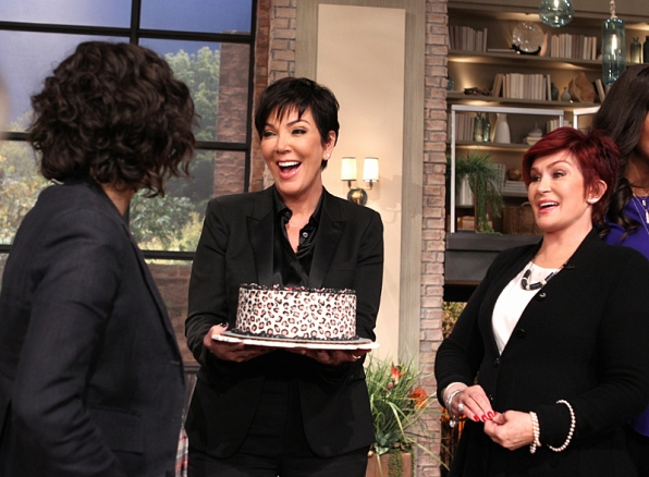 Kris Jenner's birthday