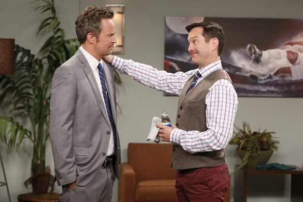 The Odd Couple Season 1 Finale