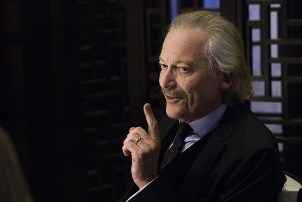 Ronald Guttman as Klaus Von Muhlberg - S1E12