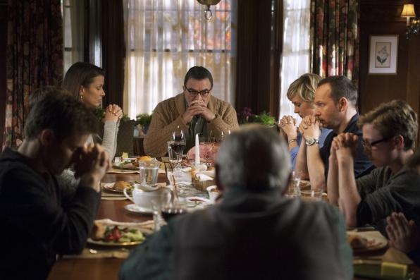 Leading Family Dinner Grace