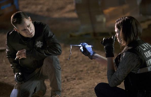 """Merchants of Menace"" - CSI S15 E14"