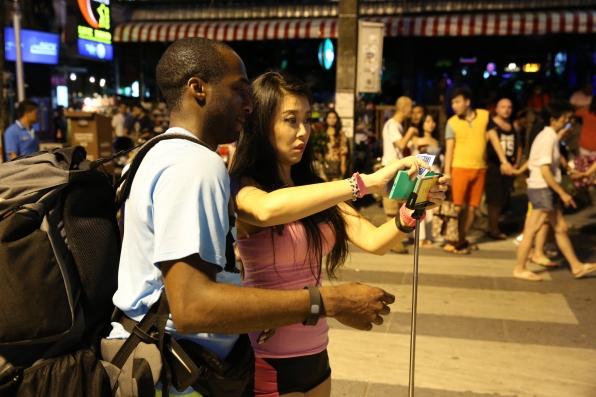 Jelani & Jenny explore Thailand