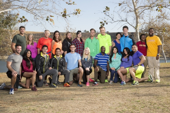 The Amazing Race 26 Cast