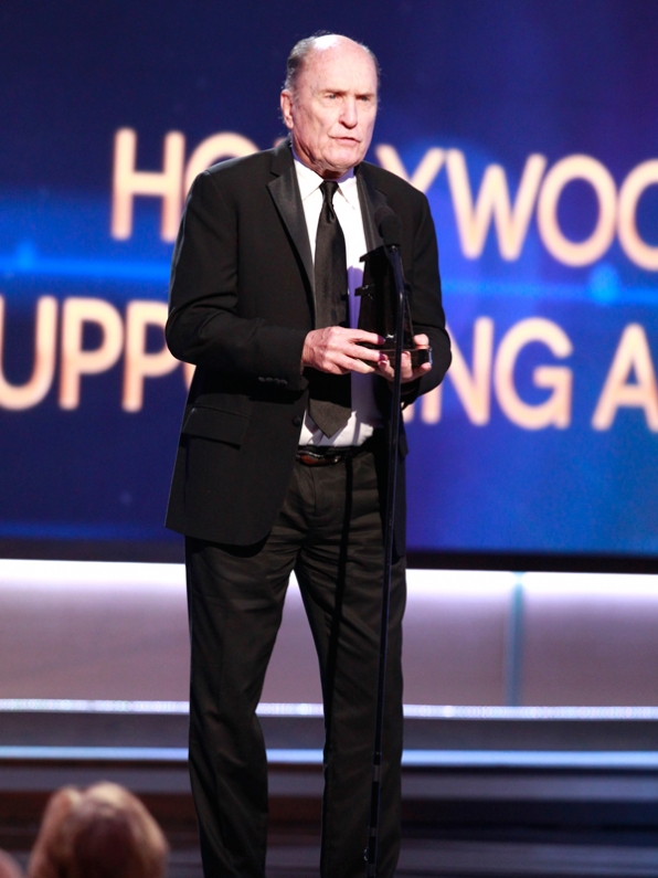 Supporting Actor Winner, Robert Duvall