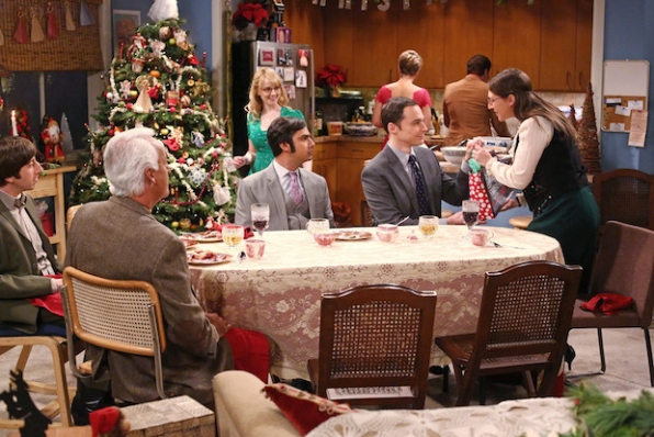 """The Big Bang Theory, """"The Clean Room Infiltration"""""""