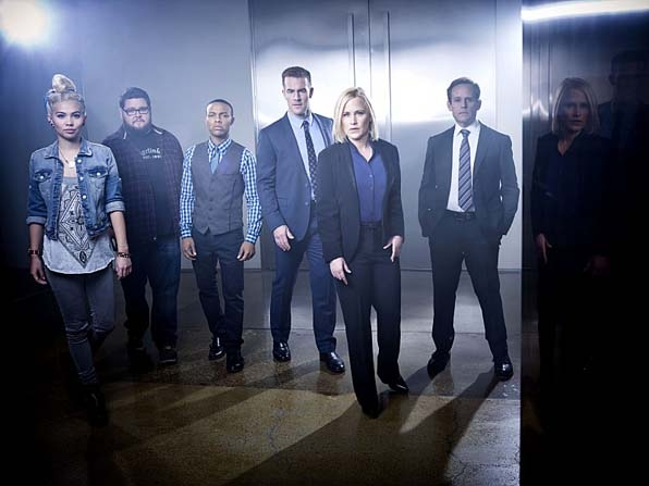2. When She Joined the Cast of <i>CSI: Cyber</i>