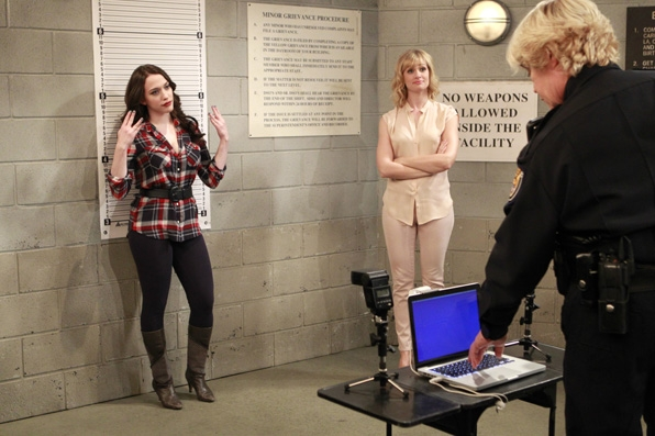 What can you look forward to on 2 Broke Girls?