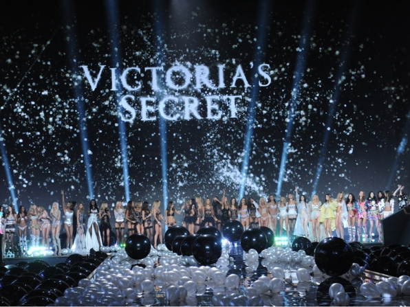 1. 2014 Victoria's Secret Fashion Show